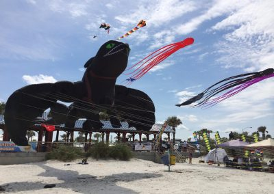 Dragon Kite from Kiteman Productions