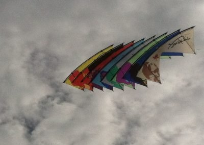 Kiteman Productions Creates Custom Kites