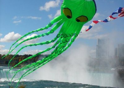 Kiteman Custom Octopus Kite