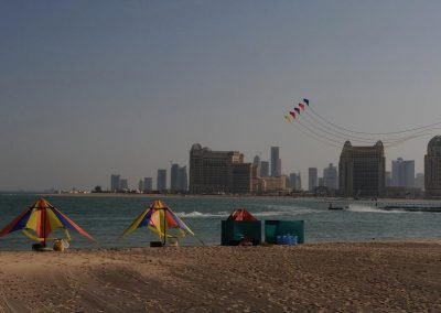 Kiteman Water Show Kites and Launching Systems at DTFF