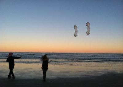 Kiteman Productions custom made kites
